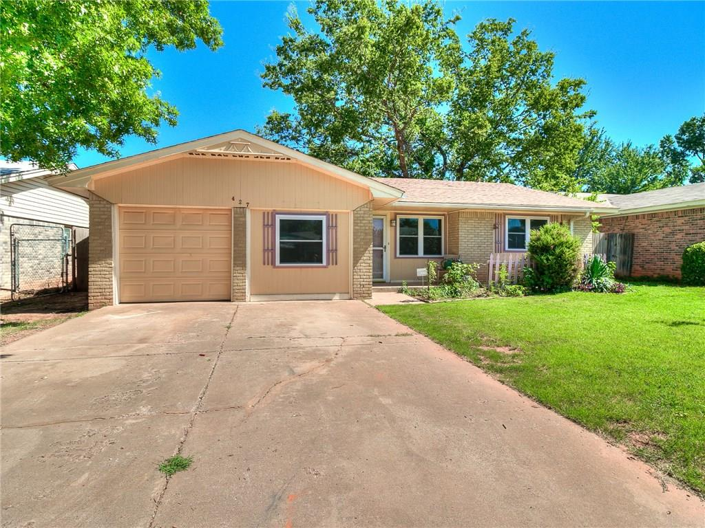 Photo of 427 W Hillcrest Drive  Mustang  OK