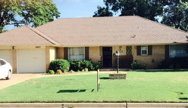 Photo of 4805 NW 33rd Street  Oklahoma City  OK