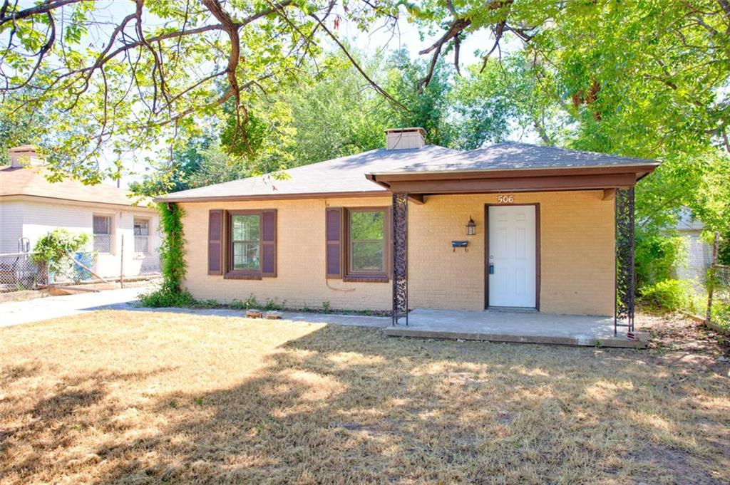 Photo of 506 E Curtis Drive  Midwest City  OK