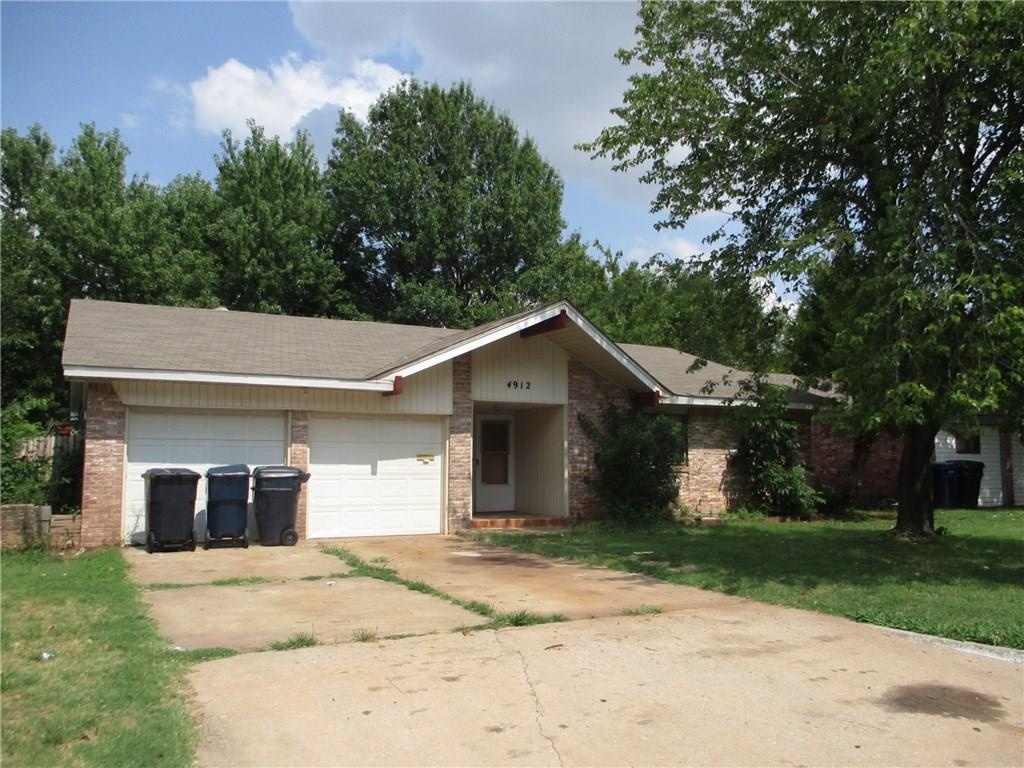 Photo of 4912 Brookdale Drive  Oklahoma City  OK