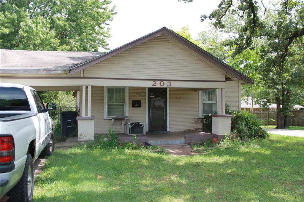 Photo of 203 N Kimberly Avenue  Shawnee  OK