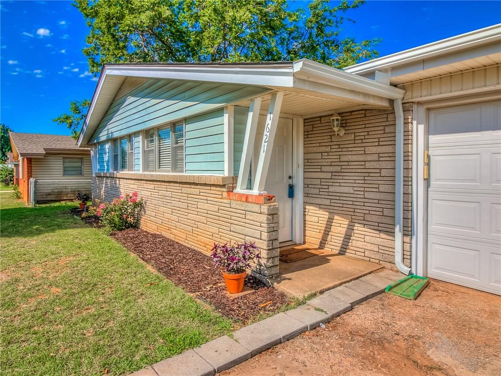 Photo of 1621 Melody Drive  Midwest City  OK