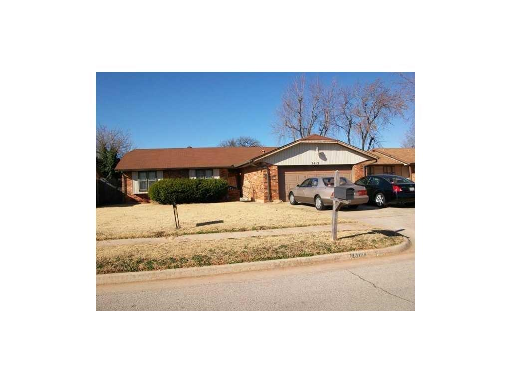 Photo of 5113 Oak Manor Drive  Oklahoma City  OK