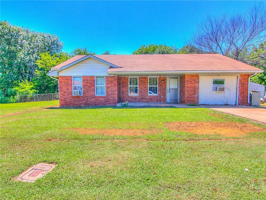 Photo of 601 Butler Drive  Shawnee  OK