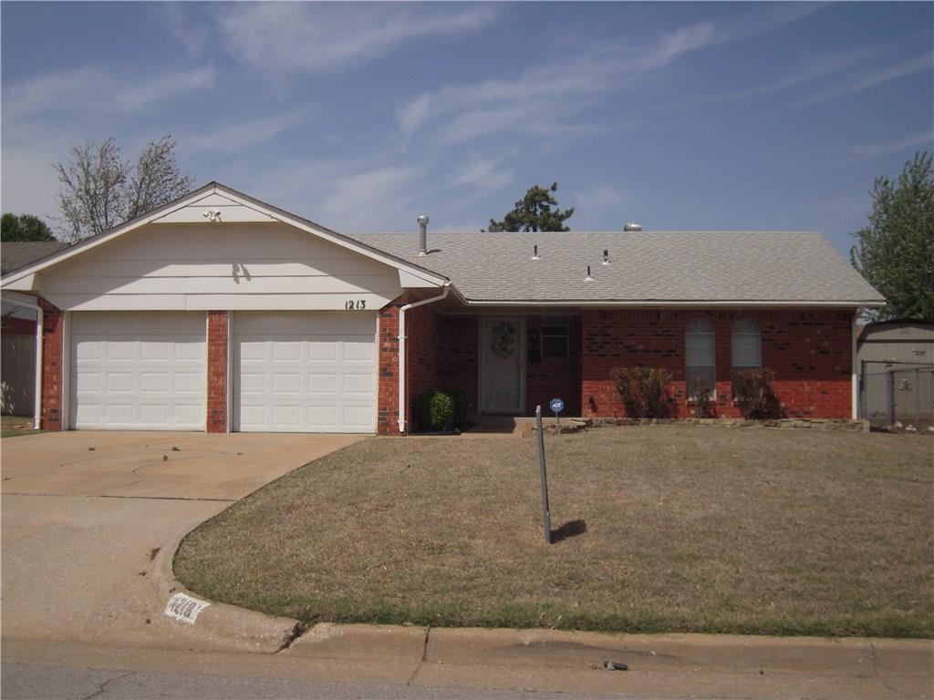 Photo of 1213 SW 77th Place  Oklahoma City  OK