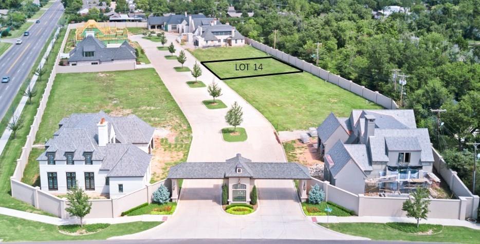 8500 Stonehurst Court, one of homes for sale in Lake Hefner