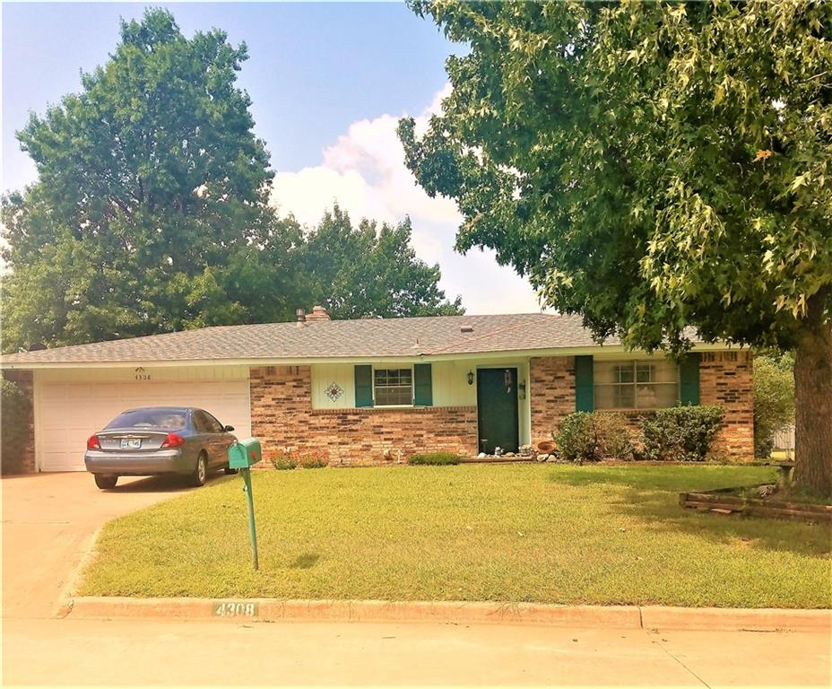 Photo of 4308 N Pottenger  Shawnee  OK