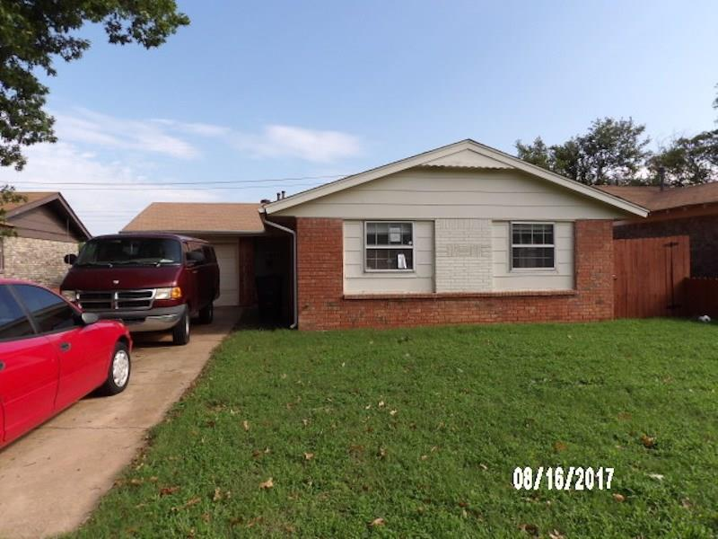 Photo of 327 W Michael Drive  Midwest City  OK