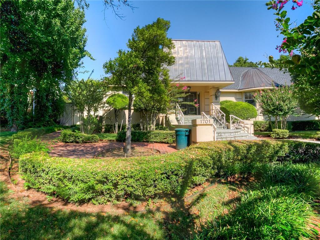 1701 Huntington Avenue, Nichols Hills in Oklahoma County, OK 73116 Home for Sale