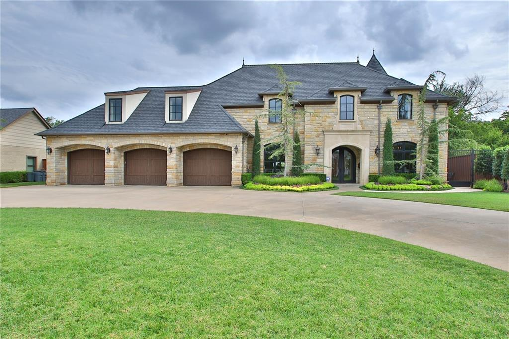 1708 Guilford Lane, Nichols Hills in Oklahoma County, OK 73120 Home for Sale