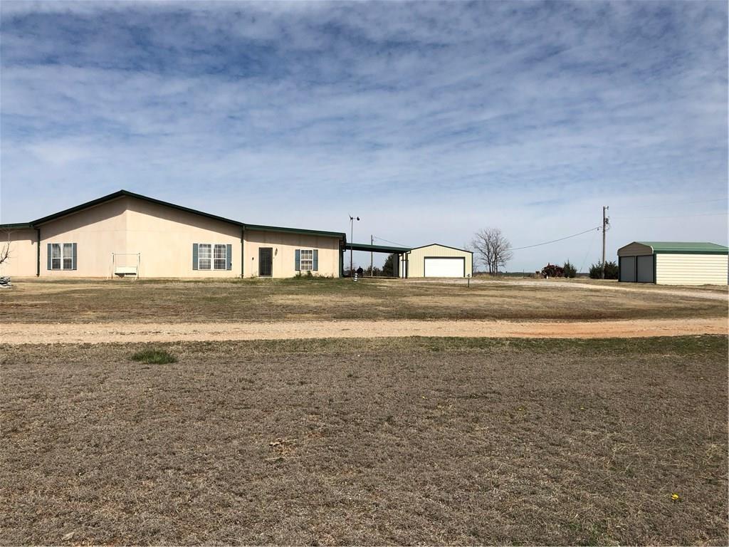 2052 County Road 1270 Amber, OK 73004
