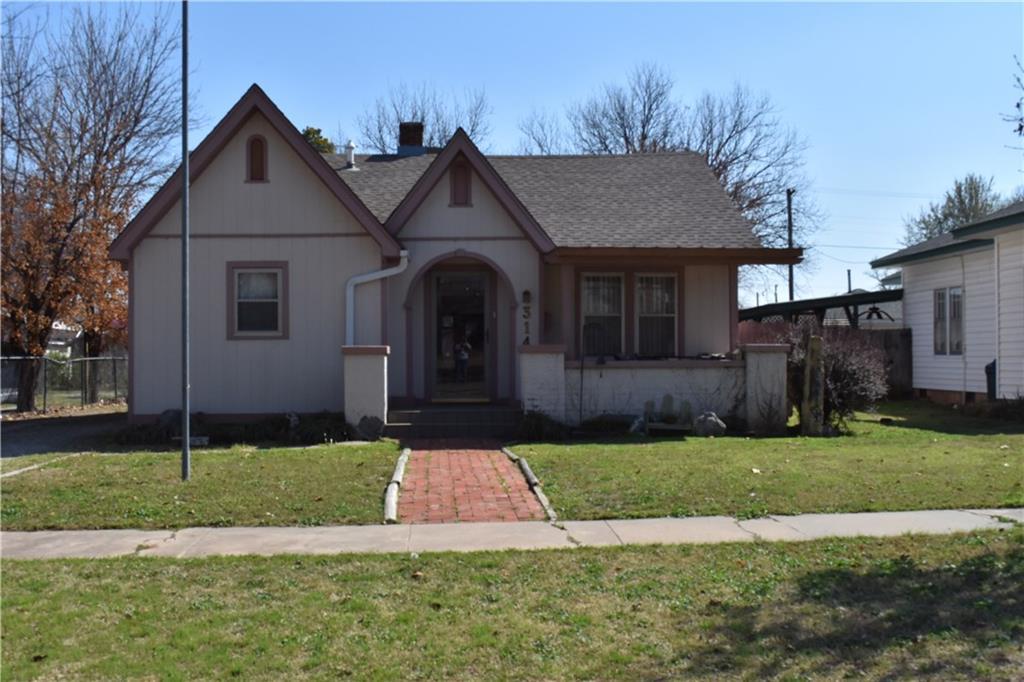314 W Kentucky Anadarko, OK 73005