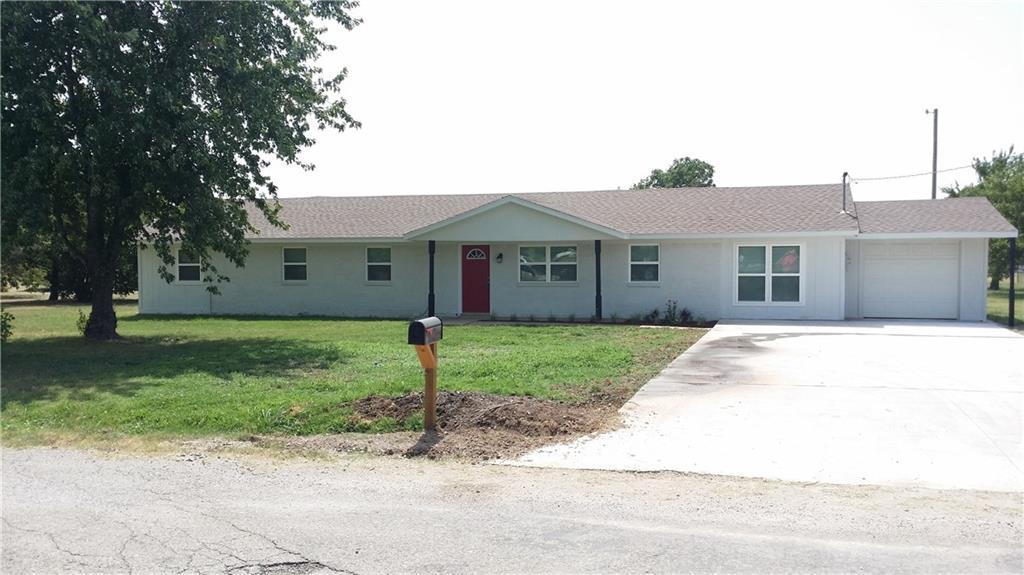 106 Chickasha Avenue Amber, OK 73004