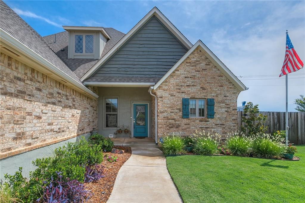 Cool 13612 Firethorn Dr Piedmont Ok 73078 Home For Sale Mls 830911 Realtytrac Download Free Architecture Designs Sospemadebymaigaardcom