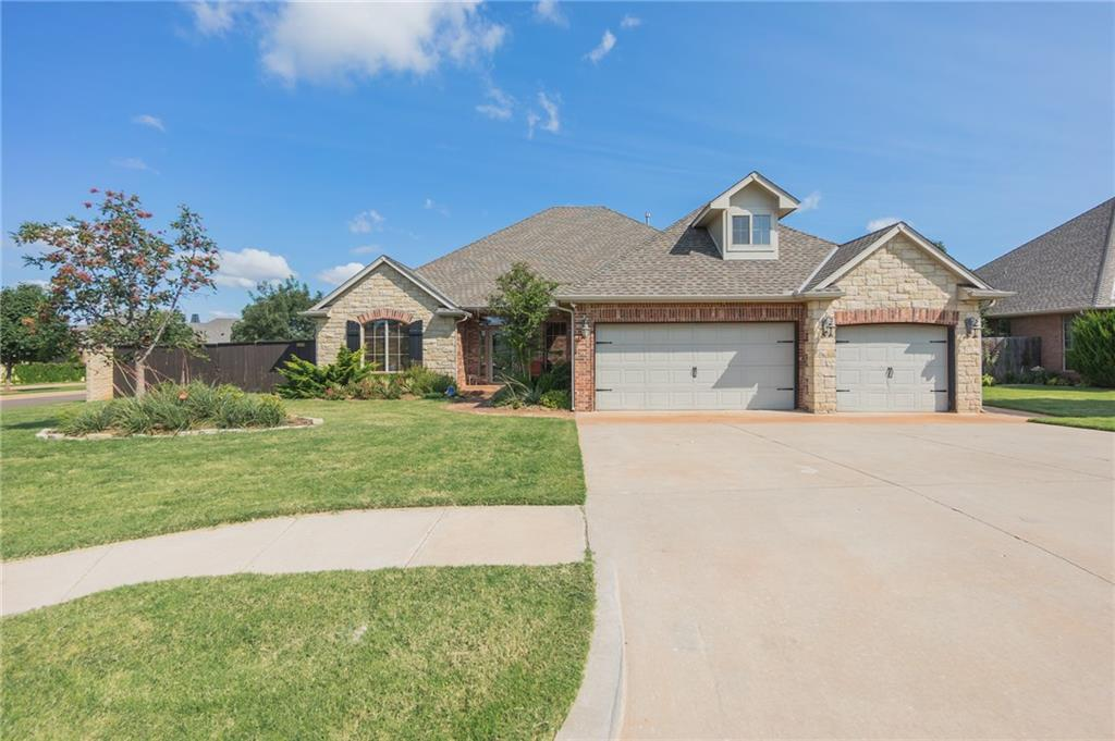 One of Oklahoma City NW 3 Bedroom Homes for Sale at 5513 120th Street