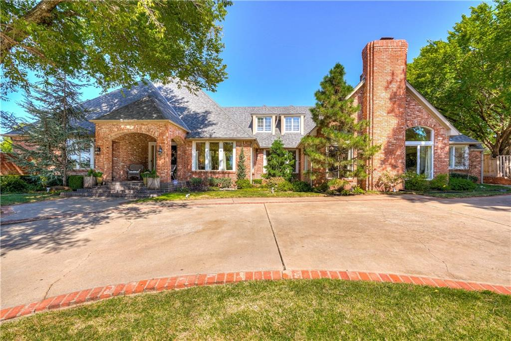 613 Country Club Drive 73025 - One of Edmond Homes for Sale