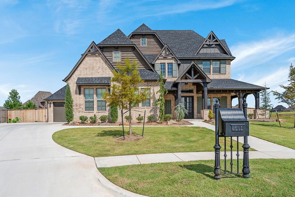 4601 Isabella Road, Norman, Oklahoma