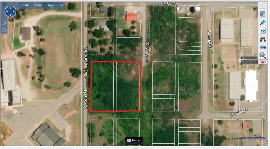 1000 S Ash Street Luther, OK 73054