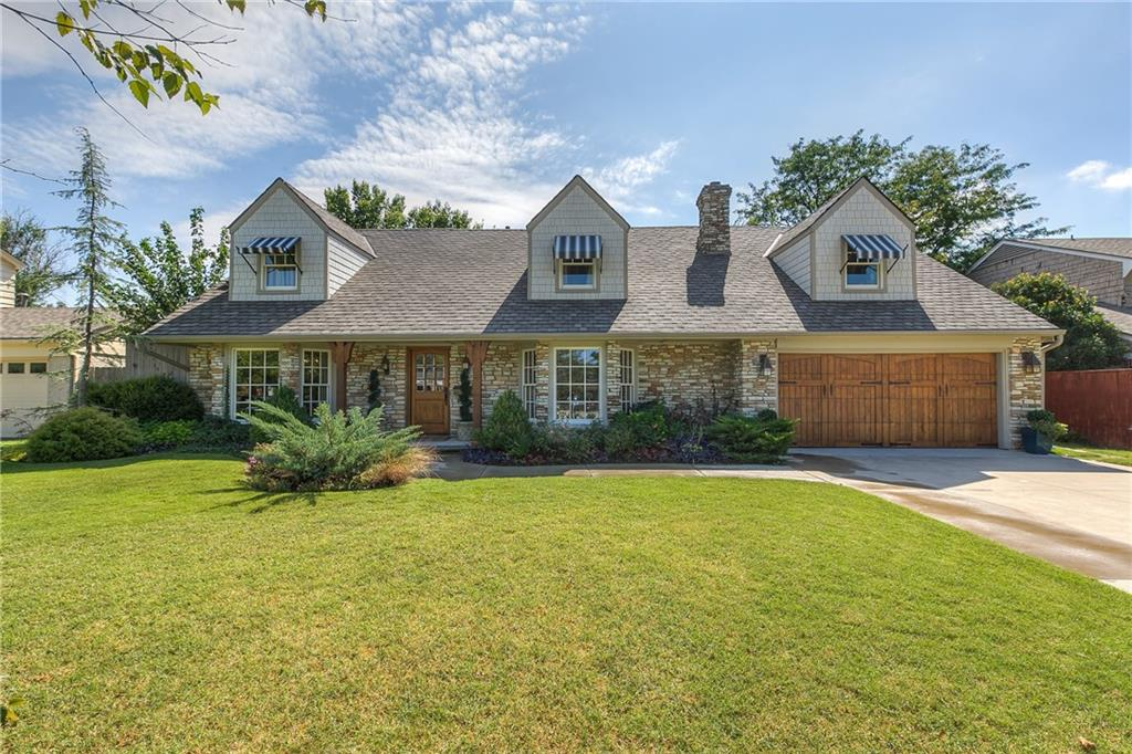 1712 Guilford Lane, Lake Hefner, Oklahoma