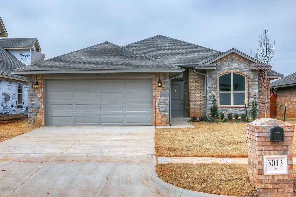 3013 NW 182nd Street 73012 - One of Edmond Homes for Sale