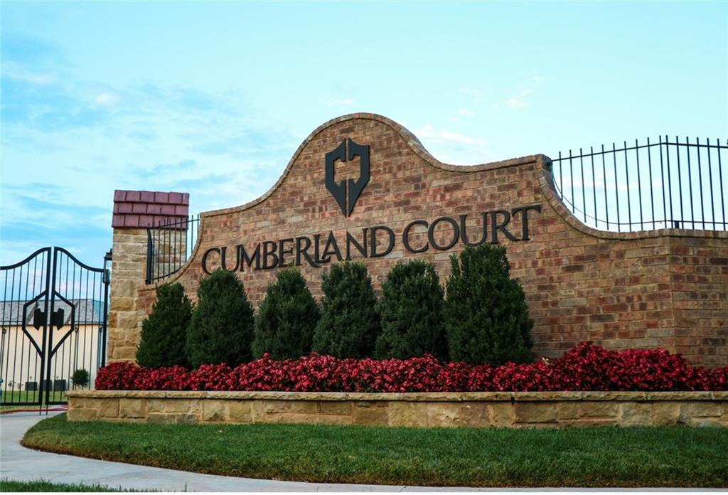 1107 Cumberland Court, one of homes for sale in Oklahoma City NW