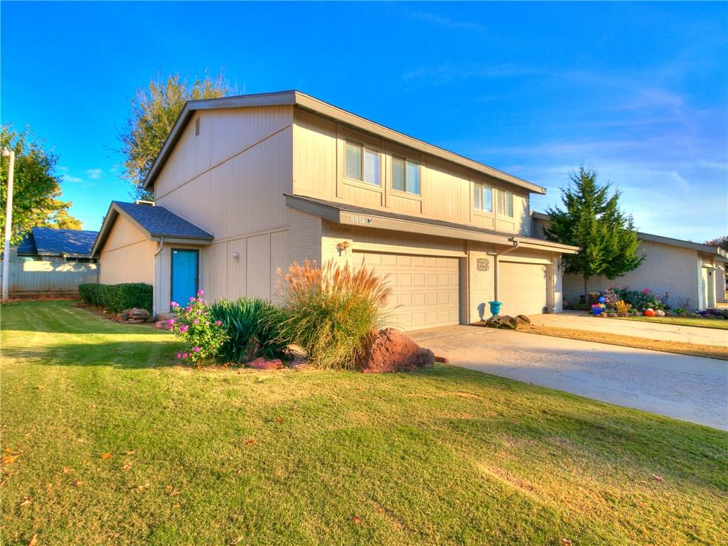 9904 Hefner Village Boulevard, one of homes for sale in Oklahoma City West
