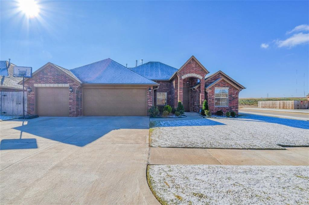 One of Oklahoma City Southwest 4 Bedroom Homes for Sale at 8812 SW 48th Street