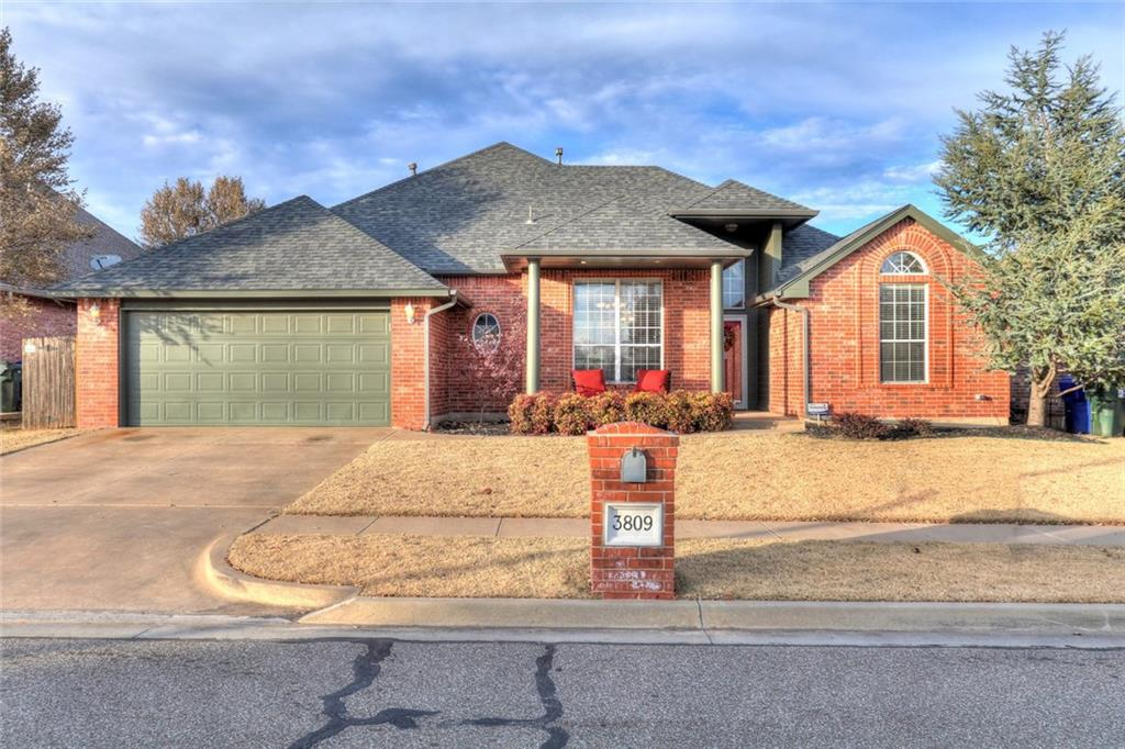 3809 Elie, Norman in Cleveland County, OK 73072 Home for Sale