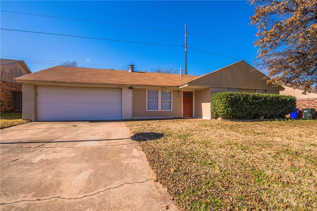 2124 W Oakside Drive, Norman in Cleveland County, OK 73071 Home for Sale