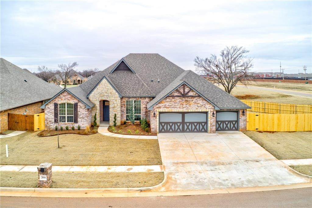 2016 NW 199th Street, Edmond, Oklahoma
