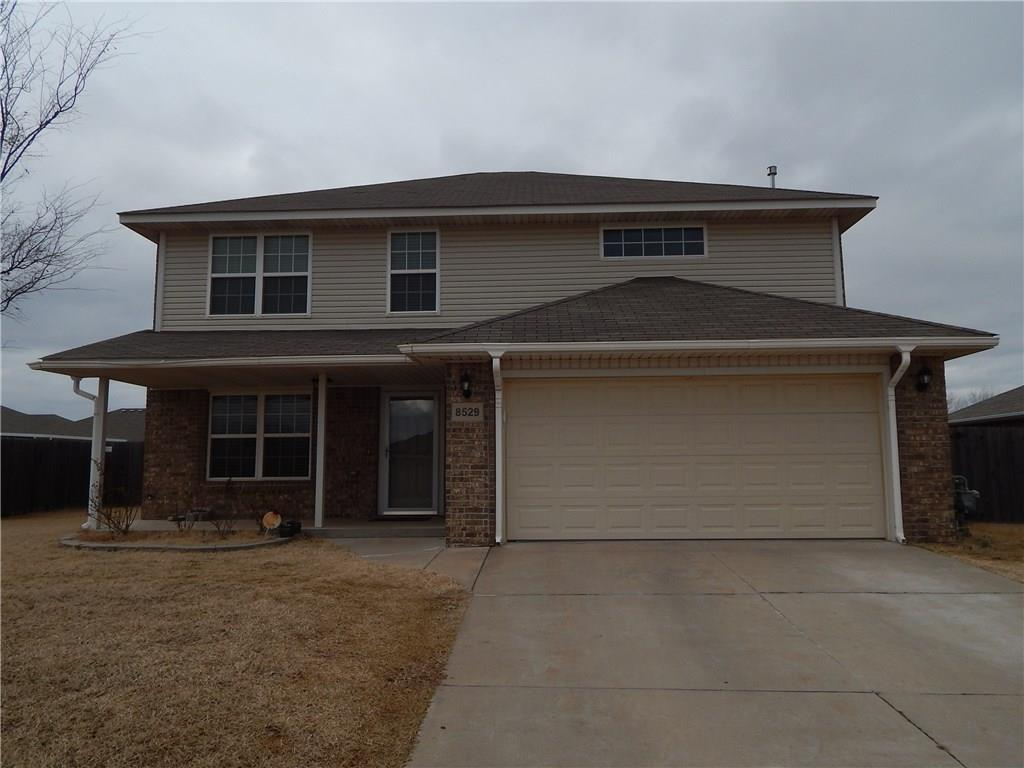 One of Oklahoma City Southwest 4 Bedroom Homes for Sale at 8529 SW 48th Street