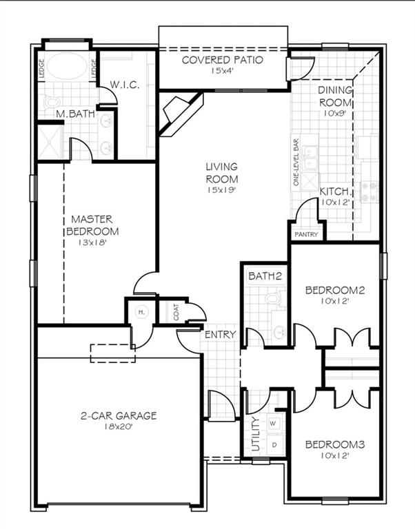 6716 NW 158th Street 73013 - One of Edmond Homes for Sale