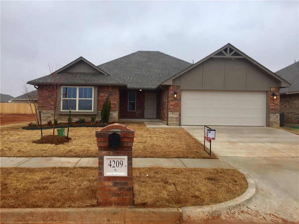 4209 NW 154th Street 73013 - One of Edmond Homes for Sale