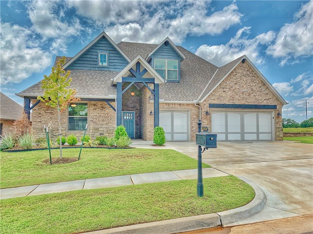 8124 Crew Lane 73034 - One of Edmond Homes for Sale