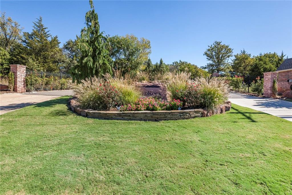 One of Edmond Homes for Sale at 5724 Red Rock Lake Road