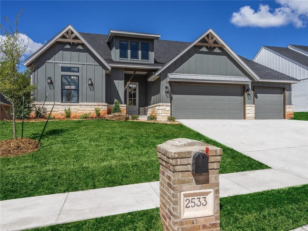 2533 Bretton Lane 73012 - One of Edmond Homes for Sale