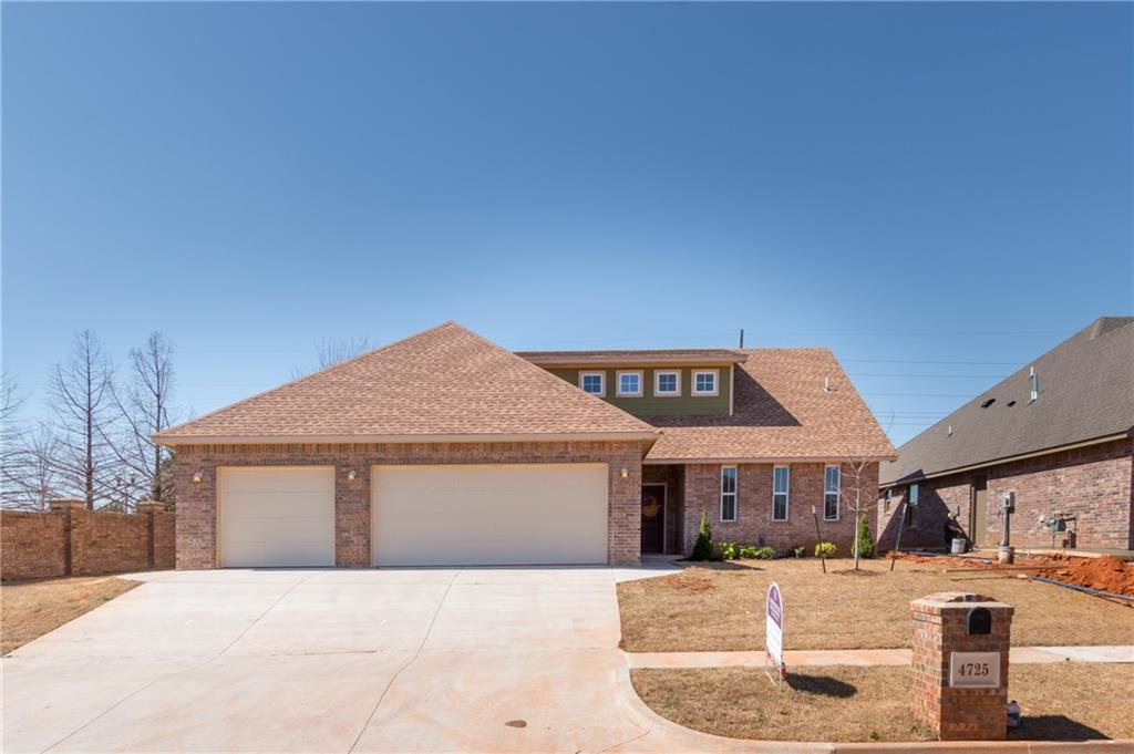 One of Oklahoma City Southwest 3 Bedroom Homes for Sale at 4725 S Granite Drive