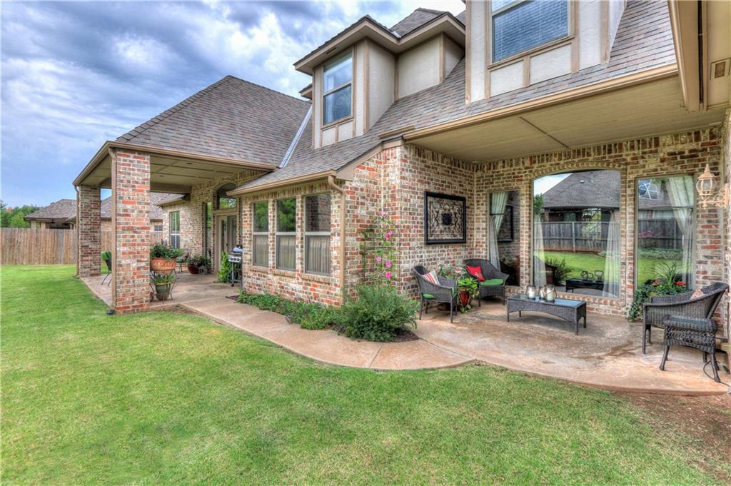 424 NW 148TH Terrace 73013 - One of Edmond Homes for Sale