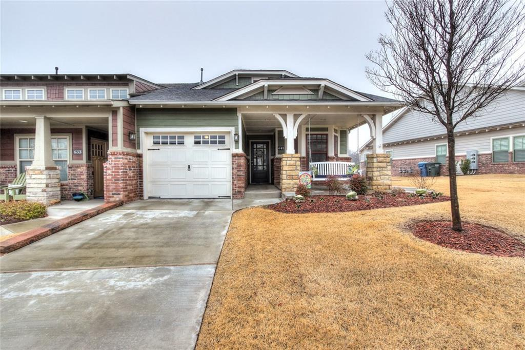 641 Outer Banks Way, one of homes for sale in Edmond