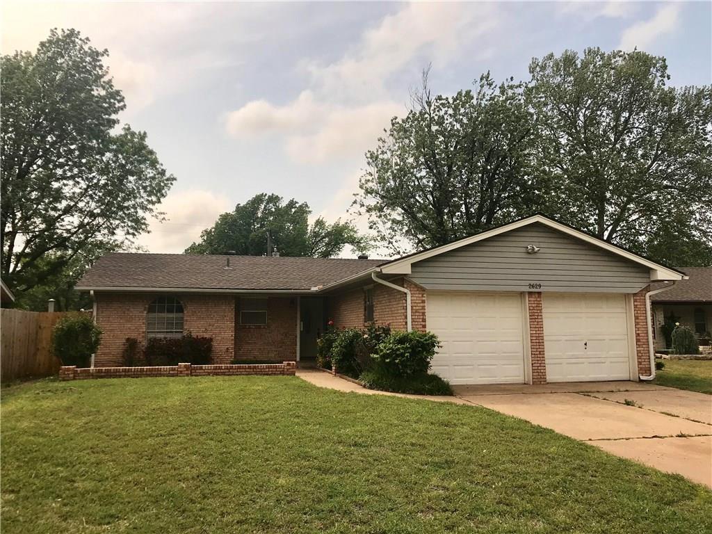 2629 N Markwell Avenue, Oklahoma City West, Oklahoma