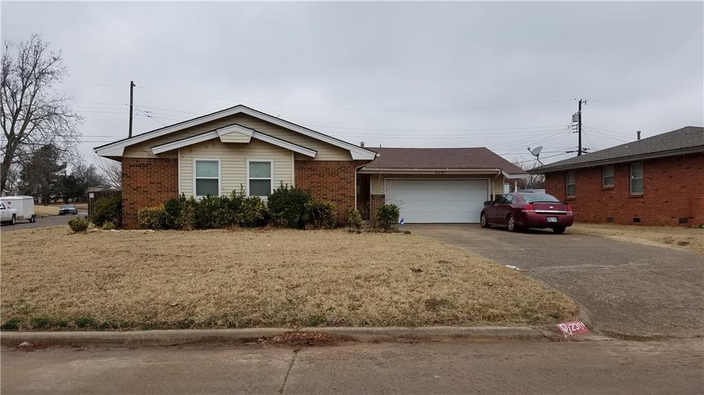 2301 N Gleason Avenue, Oklahoma City West, Oklahoma