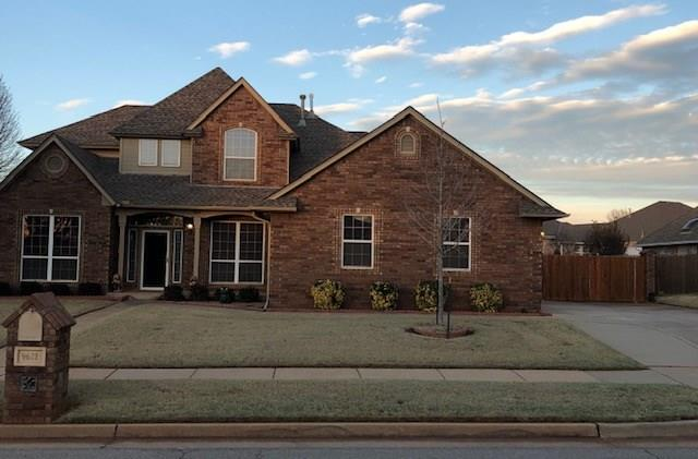 9621 SW 33rd Street, one of homes for sale in Oklahoma City Southwest
