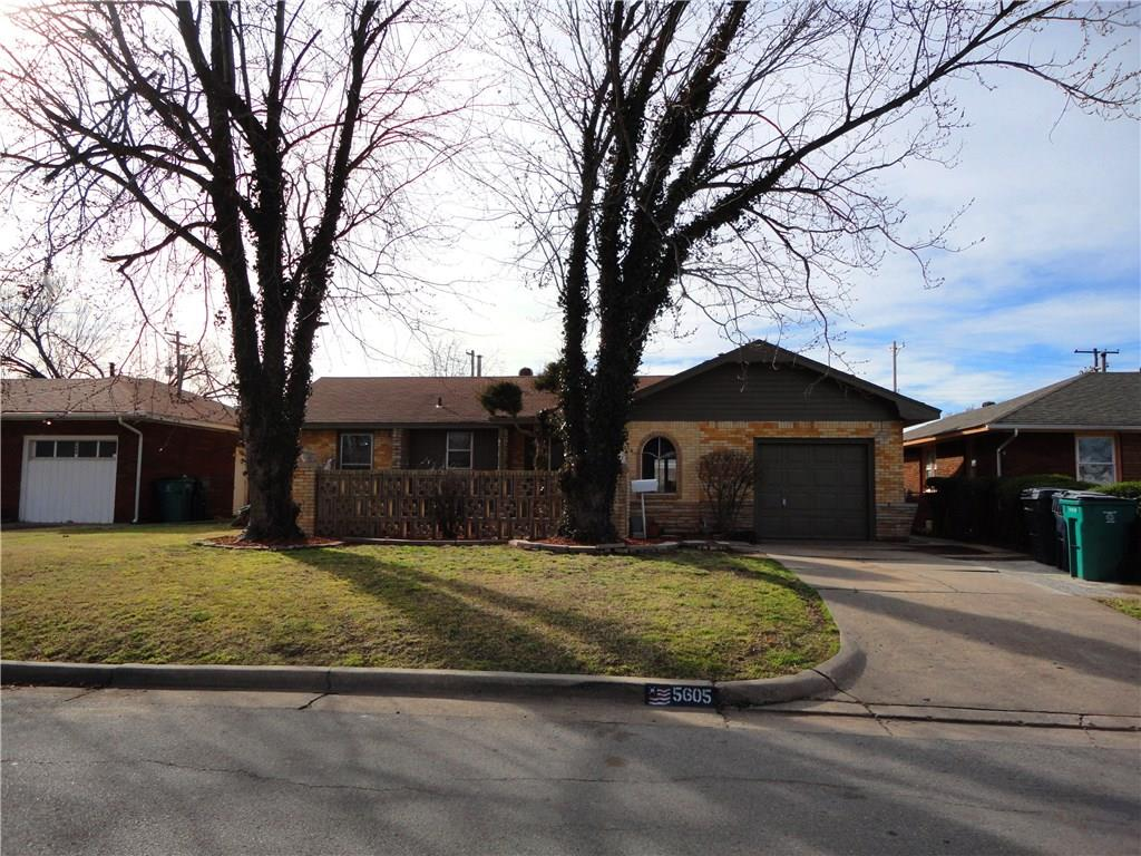 5605 S Rockwood Avenue, Oklahoma City Southwest in Oklahoma County, OK 73119 Home for Sale