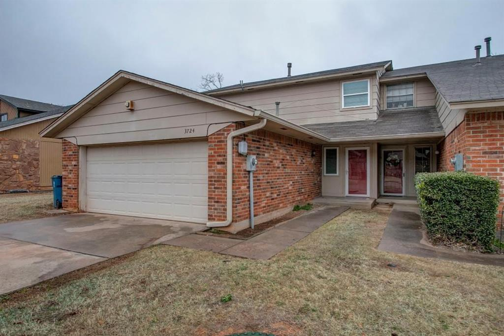 3724 Summer Cloud Drive, one of homes for sale in Edmond