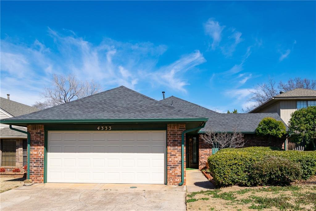 4333 Dahoon Drive, Oklahoma City NW in Oklahoma County, OK 73120 Home for Sale