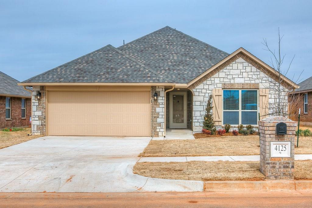 4125 NW 153rd Street 73013 - One of Edmond Homes for Sale