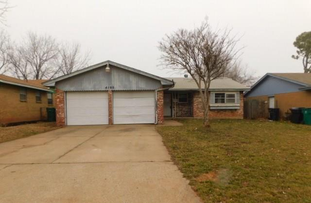 4105 SE 54th Street, Oklahoma City Southeast, Oklahoma