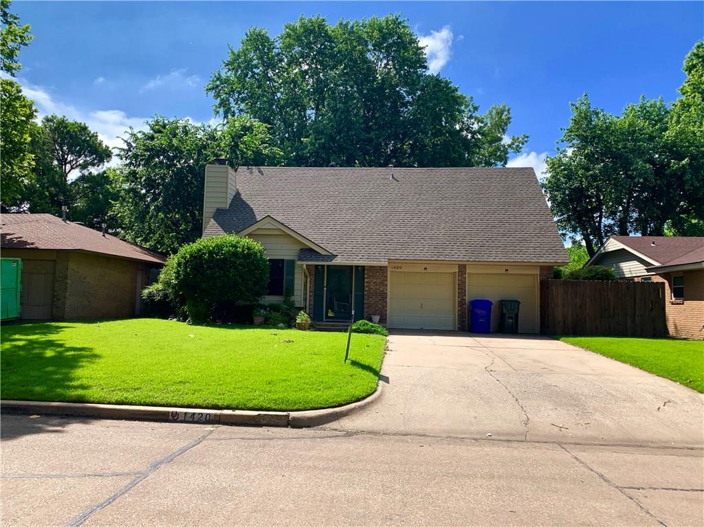 1420 Charles St Street, Norman, Oklahoma