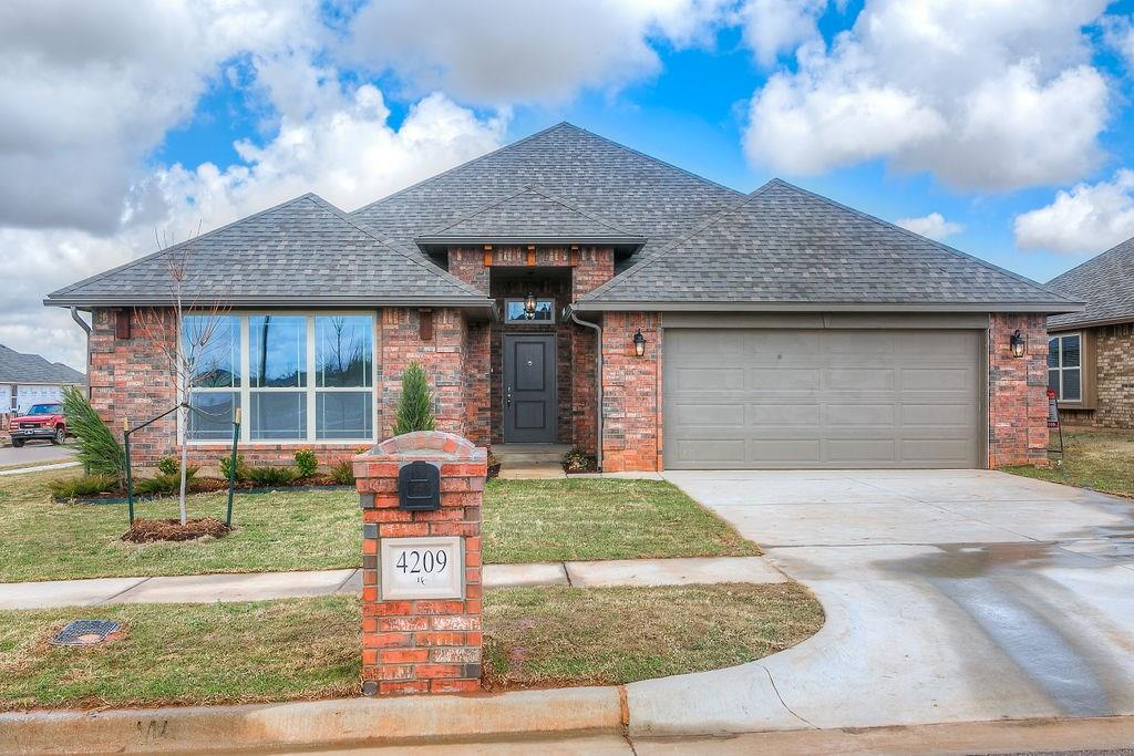 4209 NW 153rd Street 73013 - One of Edmond Homes for Sale