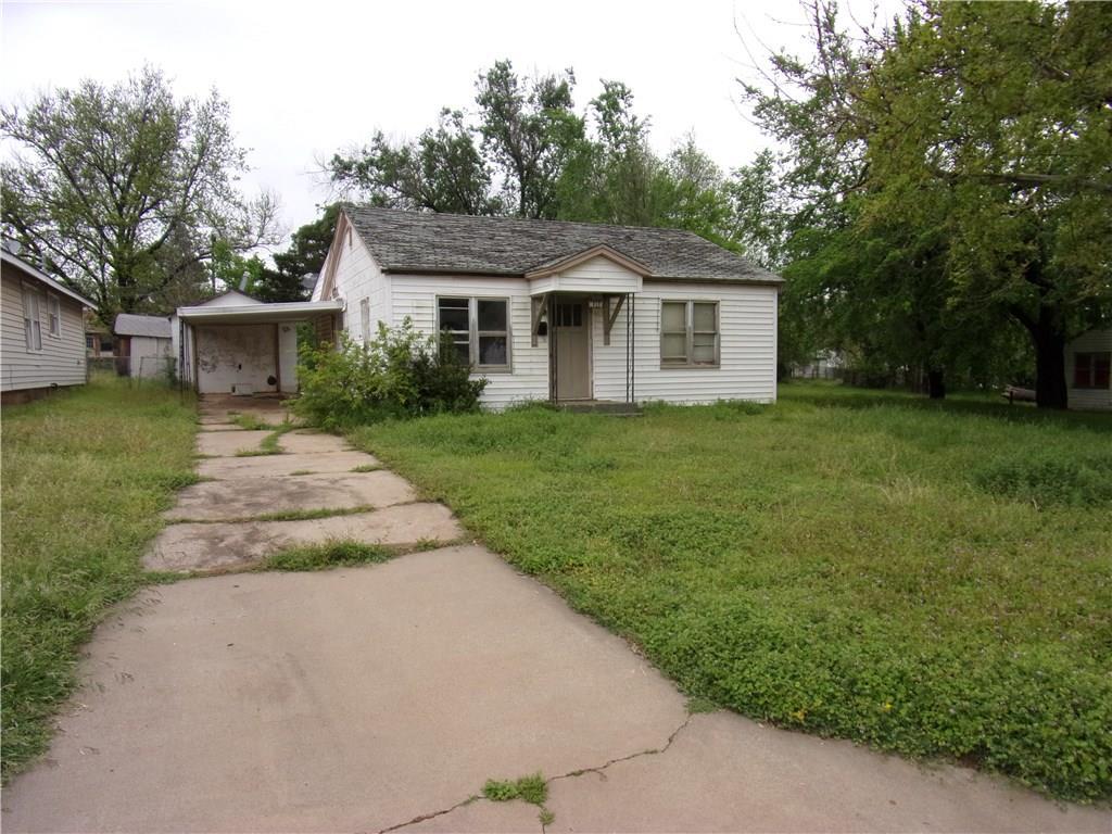313 W Texas Avenue Anadarko, OK 73005
